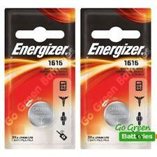 Piles jetables Energizer pour équipement audio et vidéo CR1616