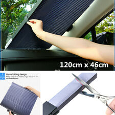 1Pcs Folding UV Protection Visor Auto Windshield Sun Shade Cover For Car SUV