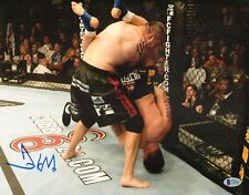 Frank Mir Signed 11x14 Photo BAS Beckett COA UFC 48 2004 Champ Picture Autograph