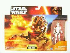Assault Walker Star Wars The Force Awakens Vehicle Set Stormtrooper Figure NIB