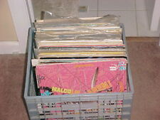 last lot of rare obscure 45's