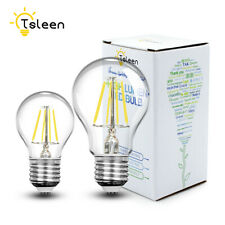 E27 Tsleen Edison Retro Filament LED Bulb Vintage Ball Lights G45/A60 Lamp FC07