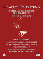 The Art of Conducting: Legendary Conductors of a Golden Year (DVD, 2002)