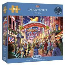 Gibsons 500 Piece Jigsaw Puzzle - Carnaby Street