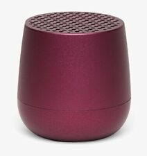 Lexon Mino Portable Mini Wireless Bluetooth Speaker - (Dark Plum) B+