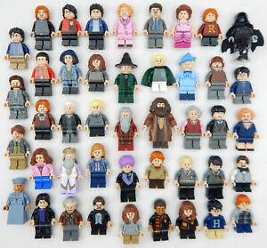 3 NEW LEGO RANDOM WIZARDING WORLD MINIFIG LOT harry potter figure minifigure