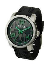JOS VON ARX - SKYLINE SERIES GREEN ARX WATCH WITH PRESENTATION GIFT BOX