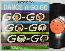 DANCE A-GO-GO R'n'R Pop comp. LP Orlons Dee Dee Sharp Dovells Bobby Rydell #315