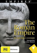 Empires - The Roman Empire In The First Century (DVD, 2009, 2-Disc Set)