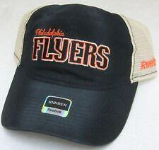 NHL Philadelphia Flyers Women's Multi-Color Adjustable Mesh Back Hat By Reebok