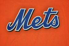 T-SHIRT L LARGE NEW YORK METS NYC BASEBALL SHIRT