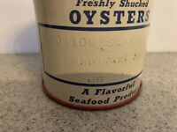 Oyster Cantin Madison Seafood Md#116