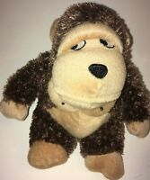 "Dan Dee Brown Monkey 7"" Plush Stuffed Animal"