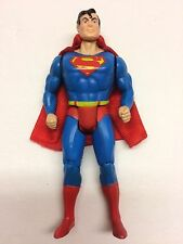 1984 Kenner Dc Super Powers Superman figure with cape