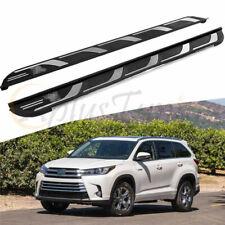 Side Steps Fit For 2014-2019 Toyota Highlander Running Board Nerf bar Platform