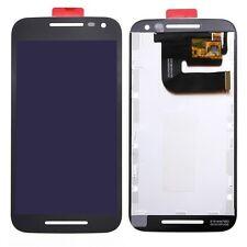 écran LCD Unité Complète pour Motorola Moto G 3. gén. XT1540 XT1541 Noir