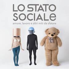 LO STATO SOCIALE - AMORE LAVORO E ALTRI MITI DA SFATARE - CD SIGILLATO 2017