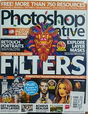 Photoshop Creative UK Issue 148 7 Projects To Master Filters FREE SHIPPING sb