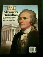 K) New Alexander Hamilton America's Visionary Genius Time History Magazine