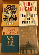 Lot of 4, John Le Carre: Tailor/Panama; Tinker, Tailor; Spy Who Came, Call/Dead