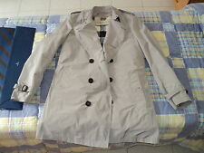 Trench coat impermeabile Burberry Brit - cappotto giacca jacket man