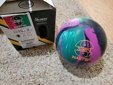 "900 Global Zen Master 1st Quality Bowling Ball   15 Pounds   3.5-4"" Pin"