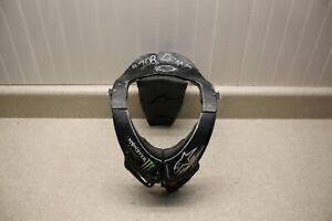 Alpinestars Moto Neckbrace Neck Protection Adult Small Bionic Black 3293