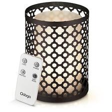 Odoga Aromatherapy Oil Diffuser with Decorative Black Cover and Remote control