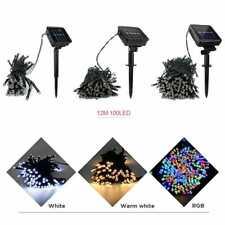 LED Solar Fairy Lights Outdoor Led Chain Solar String Light Garden Decoration