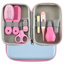 8PCS Baby Baby Health Care Set Thermometer Haarkamm-Pflegebürsten-Kit