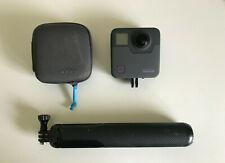 GoPro Fusion 360° Kamera inkl. Stativ und SD Karten - einwandfreier Zustand