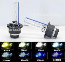 D4S-5000K HID Xenon Headlight Light Bulb OEM Replacement Philips or Osram Bulbs
