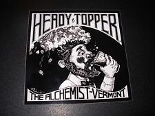 ALCHEMIST BREWING Heady Topper Logo STICKER decal craft beer brewery