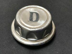 """Datsun OEM Wheel Center Cap Metal Alloy Diameter 3 1/4"""""""