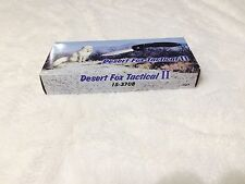 New Frost Cutlery Desert Fox Tactical II Folding Hunting knife Model 15-370B