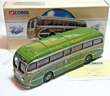 CORGI CLASSICS - BURLINGHAM SEAGULL - BANFIELD COACHES - MINT AND BOXED