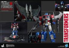 "Hot Toys TF001 Transformers Optimus Prime Starscream Version 12"" Figure MISB"