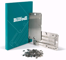 Billfodl - The indestructible Mnemonic Steel Backup (Authorized Reseller)