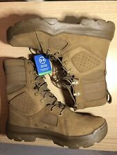"""Under Armour UA FNP Tactical Military Boots 1287352-728 Coyote 8"""" AR670 Size 9.5"""