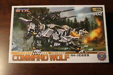 Zoids China STK HMM 002 RHI-3 Command Wolf Mint in Box