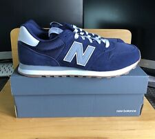 New Balance 500 GM500ST  Lifestyle Navy Men's Shoes Size 10.5