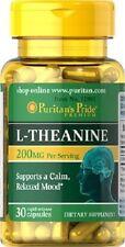 L-TEANINA 200 MGR. 30 CAPS. Cervello e Memoria, L-THEANINE