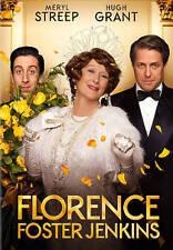 Florence Foster Jenkins DVD - FREE SHIPPING - MERYL STREEP - HUGH GRANT