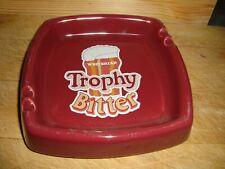 Tobacciana: Trophy Bitter Ash Tray