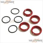 SWorkz Shock Spring Adjuster Nuts -#SW-330131 (RC-WillPower) 1:8 Buggy Damper
