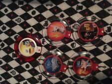 New DISNEY INFINITY 5 power disc lot with exclusive rare disc Scrooge