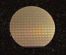 "2"" silicon wafer - Vintage 1969,  AMI  Shift Register Memory"