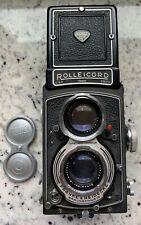 Rolleicord DBP 1588608, Vintage Camera, Germany, Franke & Heidecke, 2 1/4 Square