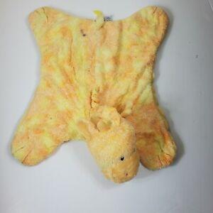 Baby Gund Comfy Cozy Giraffe Sprinkles Plush Security Blanket Lovey 58125