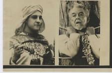 Hollywood, R. Novaro Vintage silver print Photo montage   13x18  Circa 196